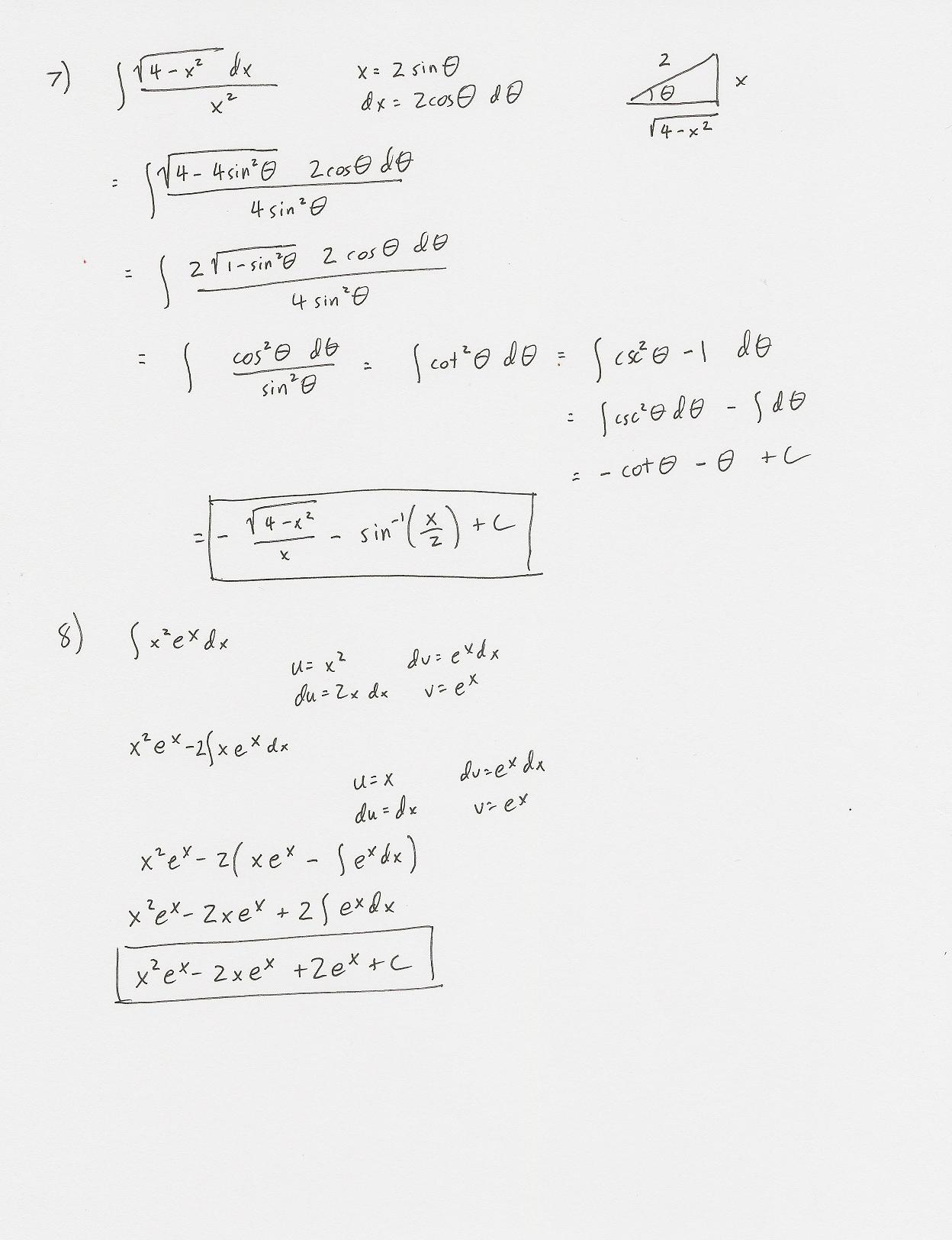 Worksheets Integration By Parts Worksheet 100 integration worksheet best 25 vocabulary worksheets free by parts paydayloansusaprh